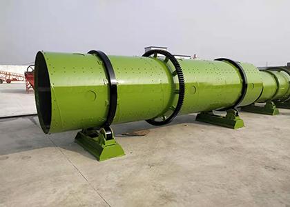 high output fertilizer granulation equipment