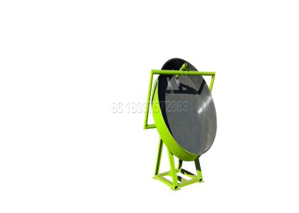 Disc Pan Granulator for Organic Fertilizer Granulation